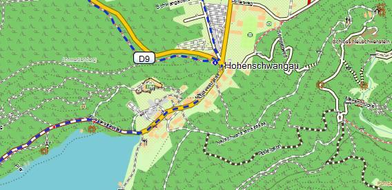 Openfietsmap Radkarte