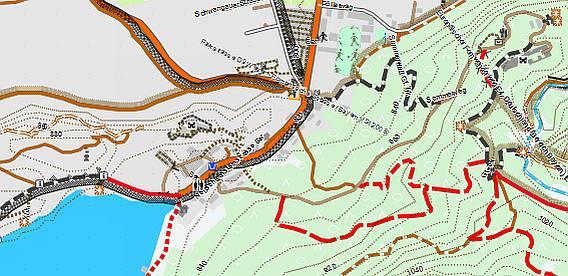 OpenMTB Karte von Felix Hartmann