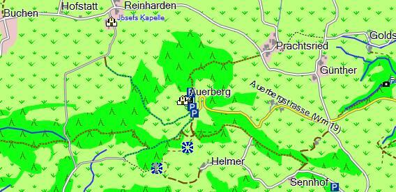 OSM Basemap Landkarte von thkukuk für Garmin Geräte