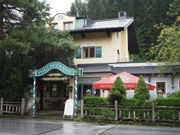 MTB Transalp, Salzburg nach Abtenau, Unterkunft