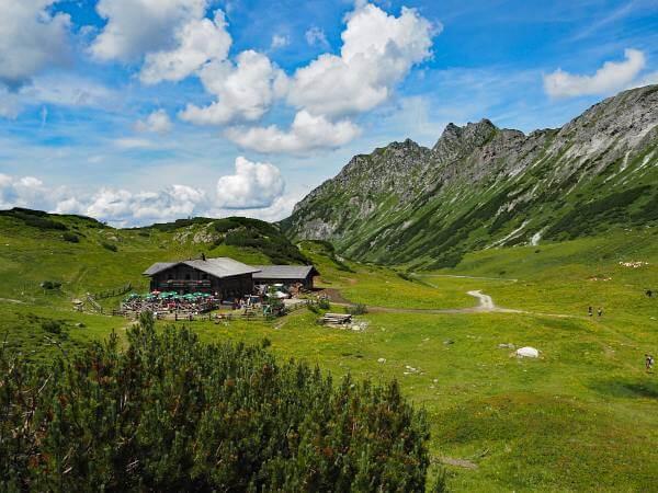 MTB Transalp Tauerngold, am Oberhüttensattel
