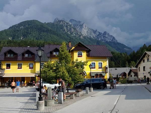 MTB Transalp, Trans Slowenien, Kranjska Gora