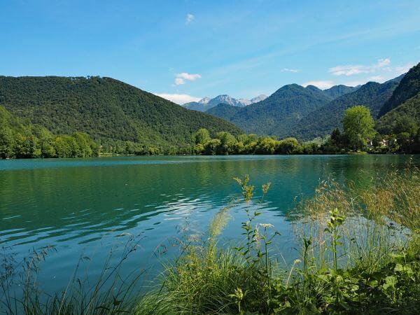 MTB Transalp durch Slowenien, von Kobarid über Tolmin nach Ajdovscina