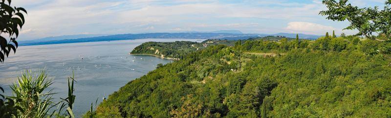 MTB Transalp nach Slowenien, auf dem Weg nach Piran