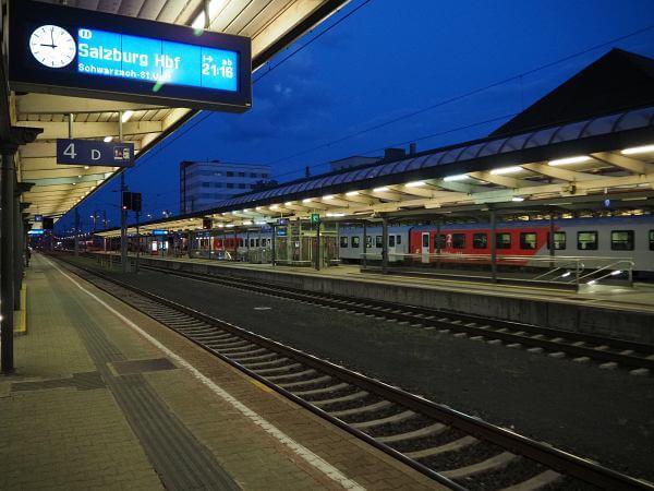MTB Transalp Salzburg Grado, Rückfahrt nach Salzburg