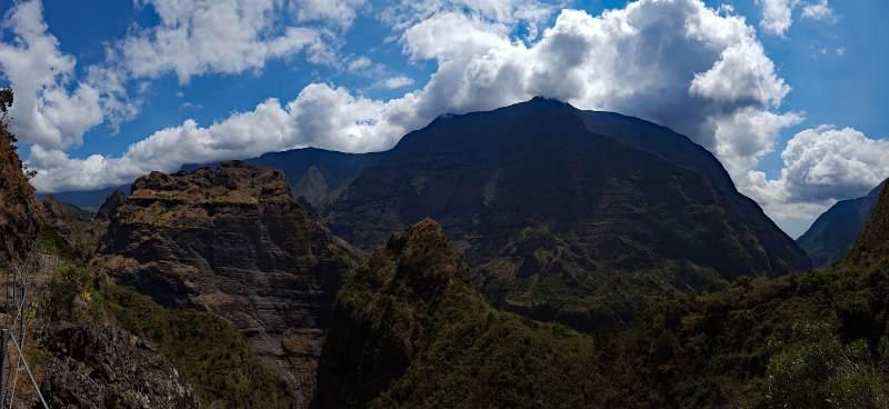 Wanderreise La Reunion, Trekking im Mafate Talkessel