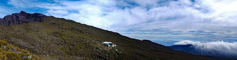Wanderreise La Reunion, Besteigung des Piton de Neiges, 3070 m