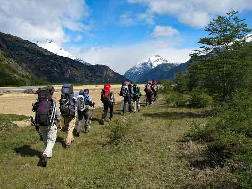 Foto 02 von unserer Chile Wanderreise