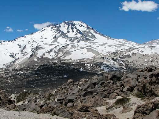 Foto 03 von unserer Chile Wanderreise