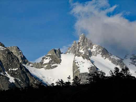 Foto 06 von unserer Chile Wanderreise