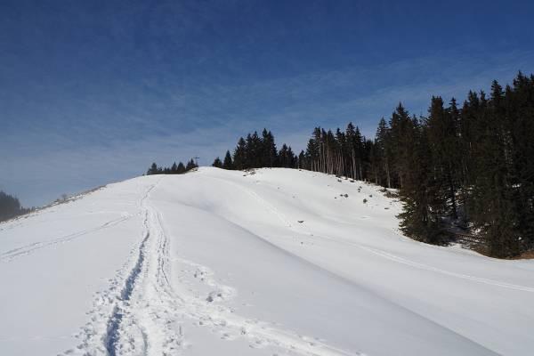 Kreuz bei der Kappeler Alp