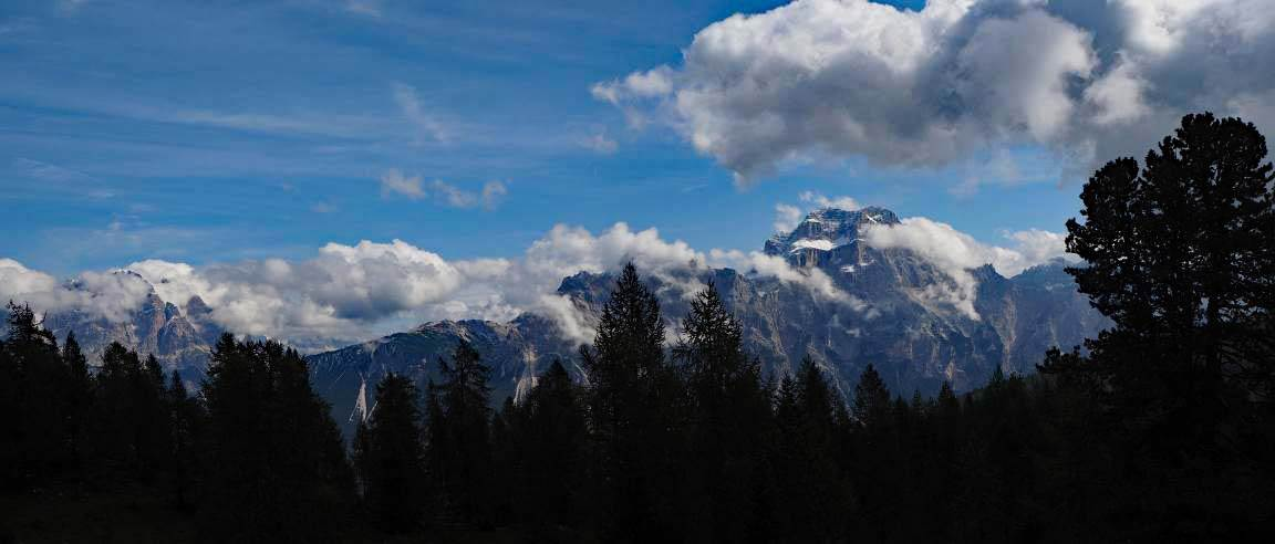 Urlaub in den Dolomiten, Südtirol, 2019, Foto 1
