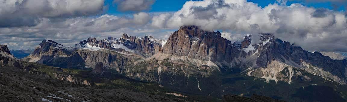 Urlaub in den Dolomiten, Südtirol, 2019, Foto 2