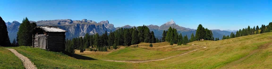 Urlaub in den Dolomiten, Südtirol, 2019, Foto 6