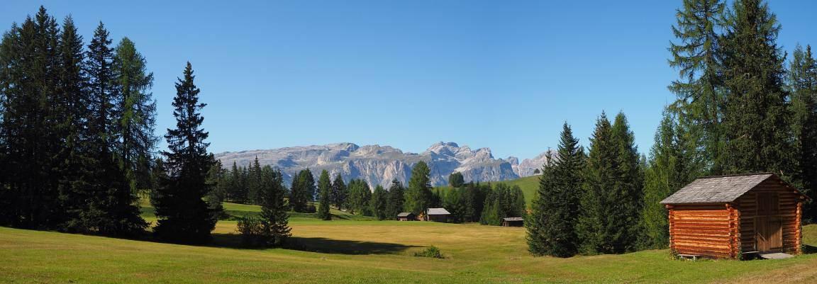 Urlaub in den Dolomiten, Südtirol, 2019, Foto 7