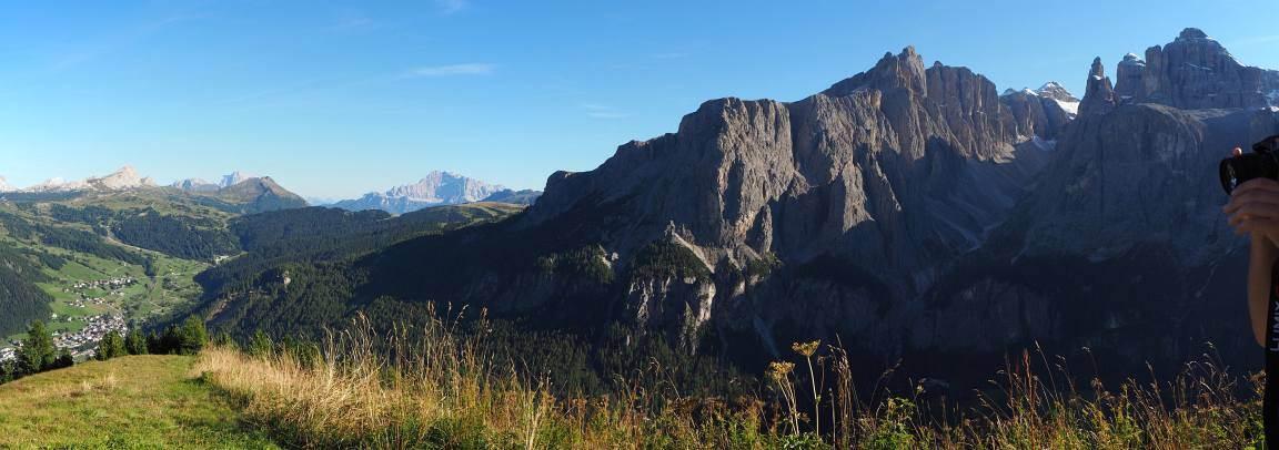 Urlaub in den Dolomiten, Südtirol, 2019, Foto 8