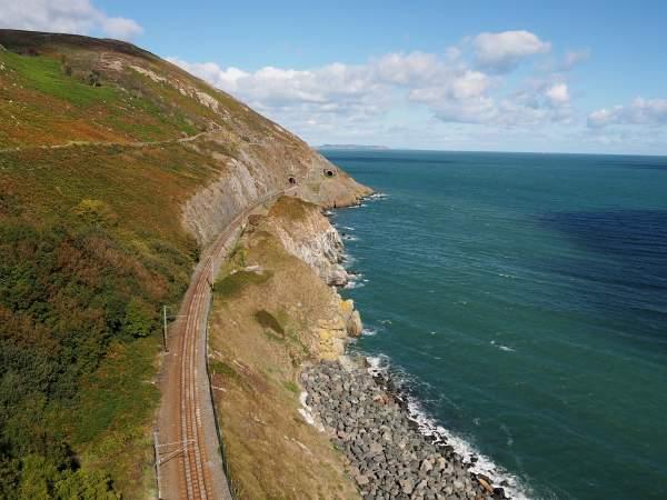 Bruy Greystones Cliff Walk
