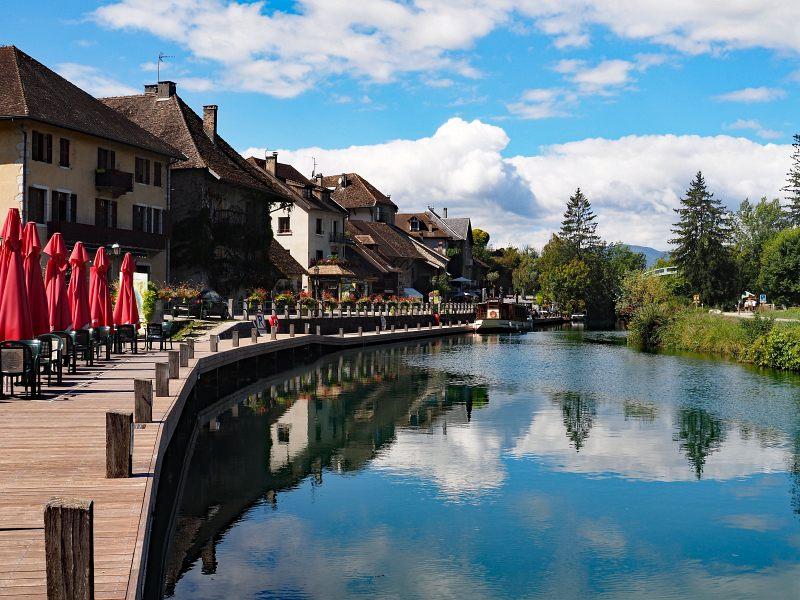 Frankreich, Foto 2, Chanaz