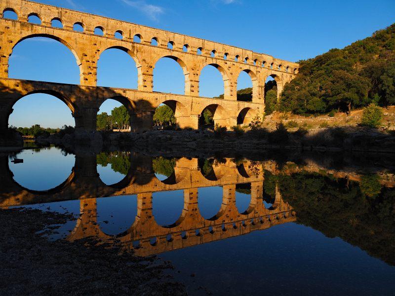 Frankreich, Foto 9, Pont du Gard