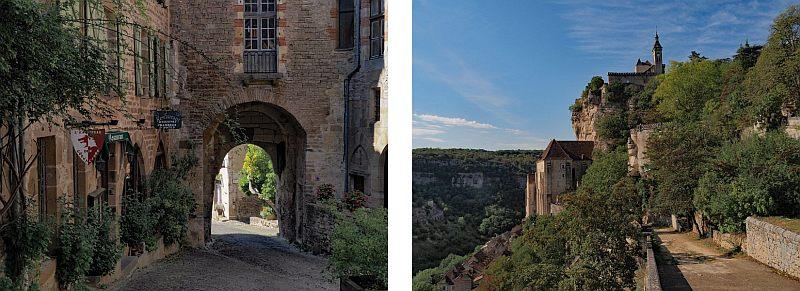 Frankreich, Foto 17, Cordes und Rocamadur