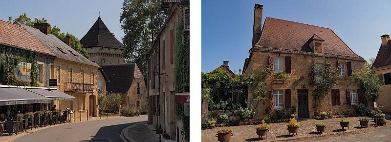 Frankreich, Foto 23, Saint Leon sur Vezere