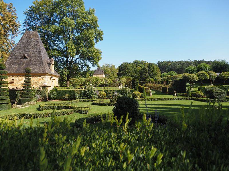 Frankreich, Foto 24, Jardins du Manoir d'Eyrignac