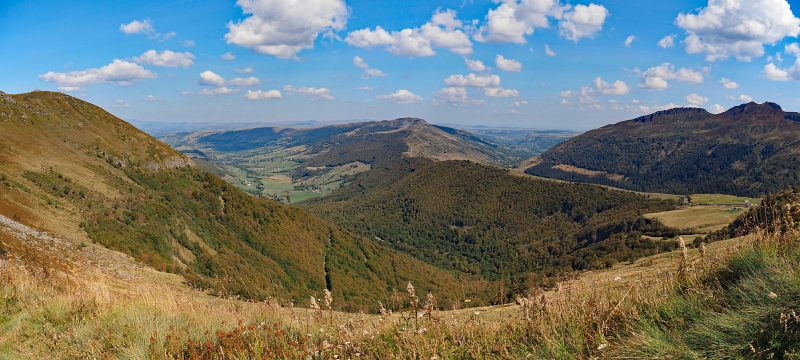 Frankreich, Foto 26, Monts du Cantal