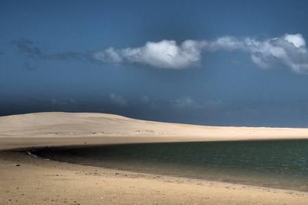 Südafrikareise 2014, Foto 01, Dünenlandschaft bei Colchester