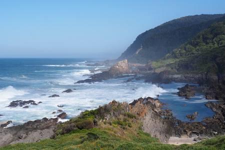 Südafrikareise 2014, Foto 17, Küstenlandschaft