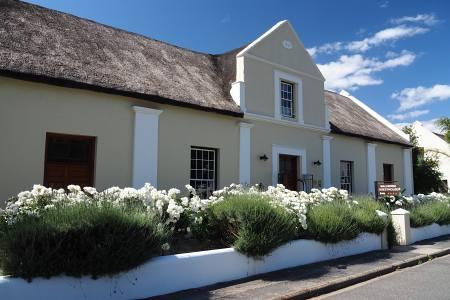 Südafrikareise 2014, Foto 22, Gästehaus in Montagu