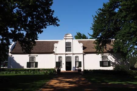 Südafrikareise 2014, Foto 28, Boschendal