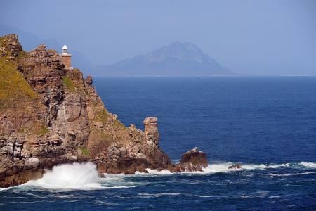 Südafrikareise 2014, Foto 36, Leuchtturm am Kap Horn