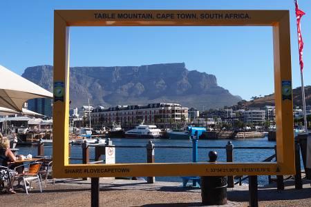Südafrikareise 2014, Foto 40, Kapstadt, an der Waterfront