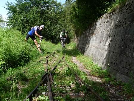 MTB Trail Tracciolino, Bild 4