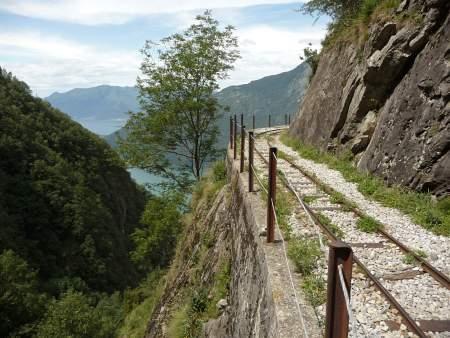 MTB Trail Tracciolino, Bild 8