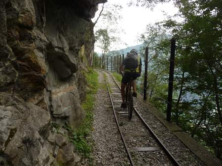 MTB Trail Tracciolino, Bild 9