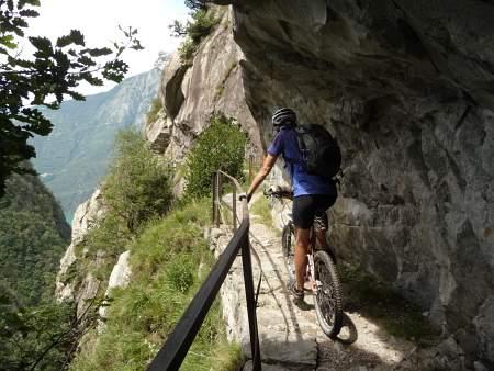 MTB Trail Tracciolino, Bild 10