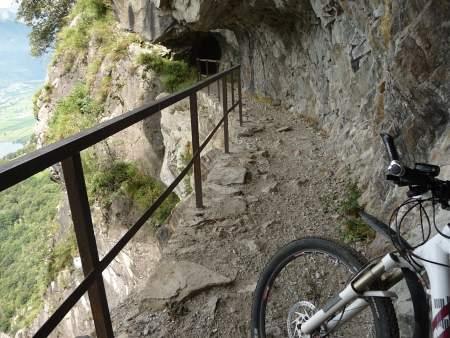 MTB Trail Tracciolino, Bild 11