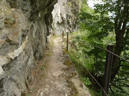 MTB Trail Tracciolino, Bild 14