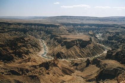 Foto Namibia, Fish River Canyon